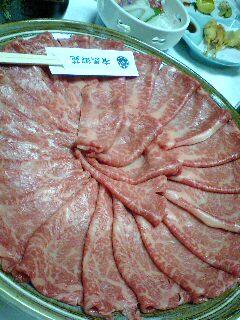 今日は肉の日!